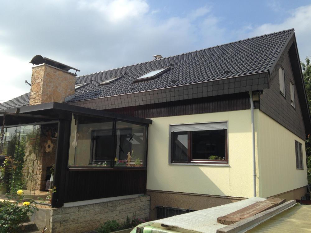 Dach und fassadensanierung reutlingen dachdecker stuttgart ludwigsburg karl bautechnik - Wintergarten reutlingen ...
